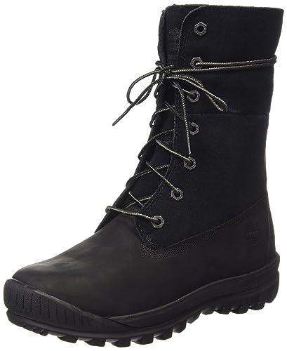Timberland Canard Resort Mid 2.0 WP Black, Schuhe, Stiefel & Boots, Stiefel, Schwarz, Female, 36