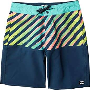 Clothing, Shoes & Jewelry Clothing Billabong Fifty50 Pro Boys ...