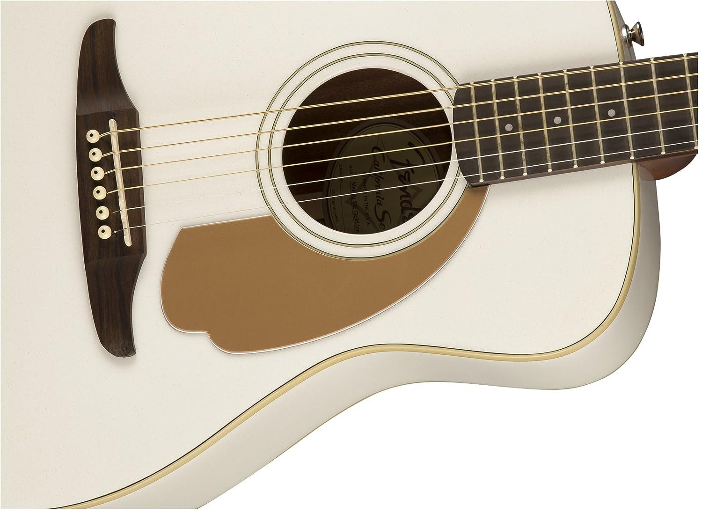 Fender Guitarra Electroacústica Malibu Player ARG: Amazon.es: Instrumentos musicales