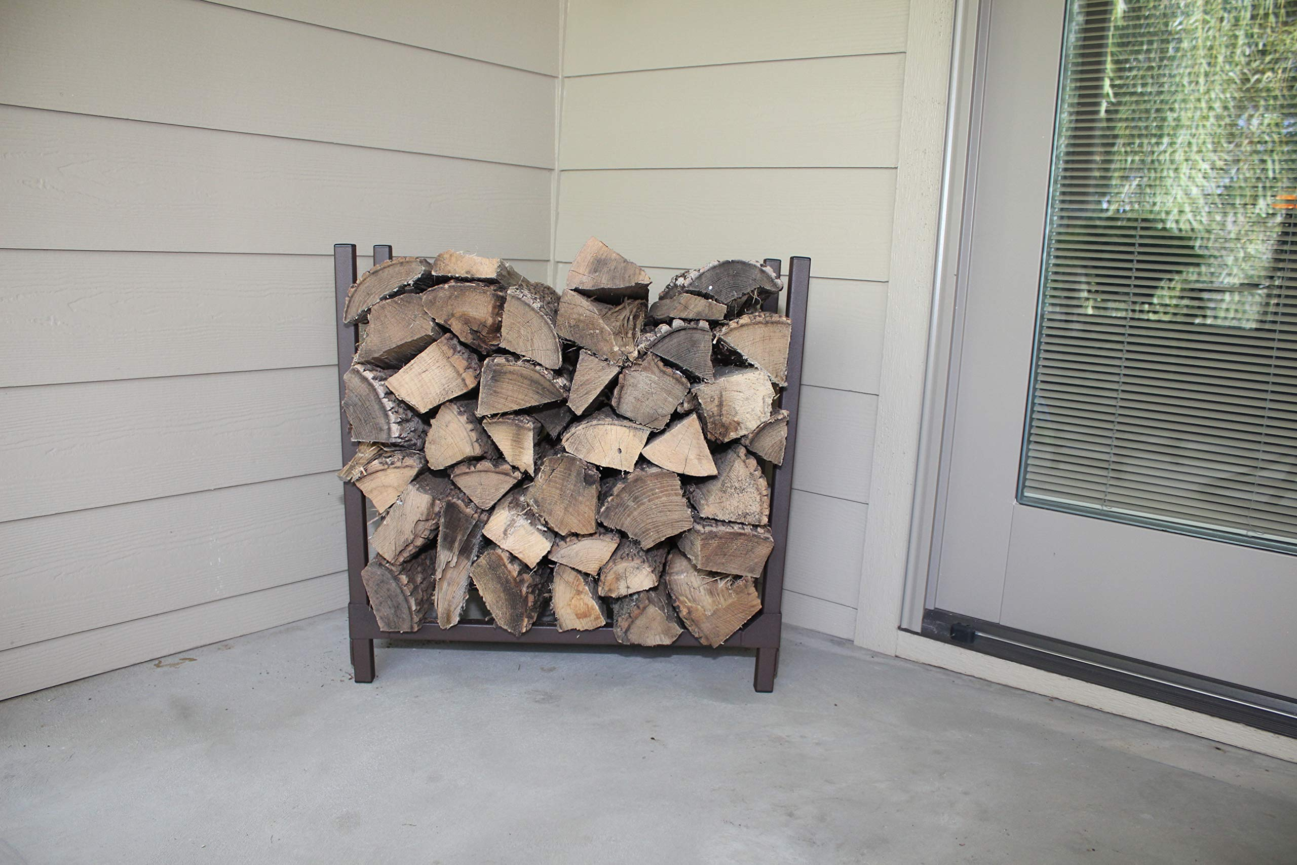 Woodhaven The 2 Foot Fireside Firewood Rack by Woodhaven