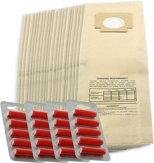 Spares2go H4 H18 tipo bolsas de polvo para Bush DD6103 DD6402B ...