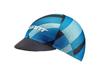 Giant - Gorra Azul y Azul con Visera para Casco de Bicicleta o ...