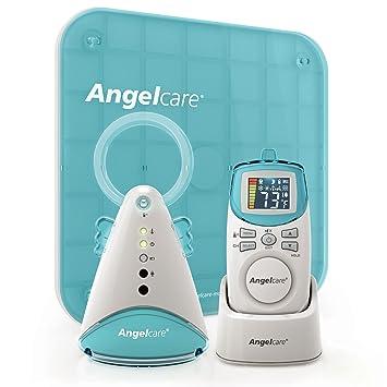 Amazon Angelcare Movement And Sound Monitor Aquawhite