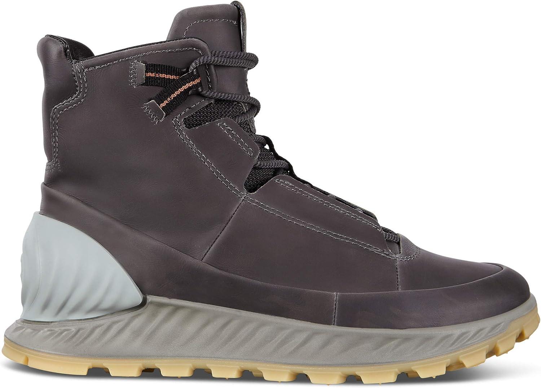 ECCO Mens Exostrike High Hiking Boot