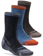 Tesla Men's Atheltic Sports Socks No-Show/Mid-Calf/Crew Socks (3 Pairs/5 Pairs/6 Pairs) MZS TZS