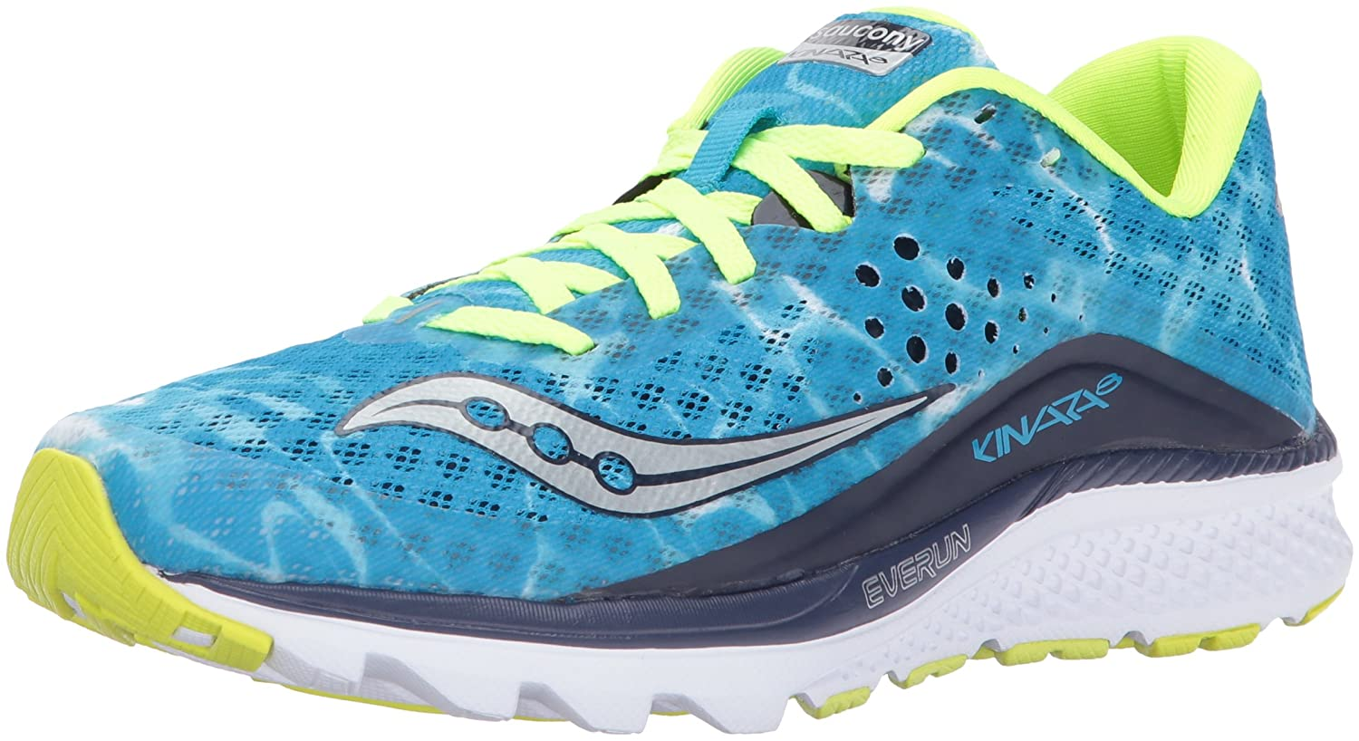 Saucony Women's Kinvara 8 Running Shoe B01MY0YTP0 7 B(M) US|Blue