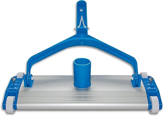 Productos QP 500340C - Limpiafondos metálico, fijación Clip, 335 ...