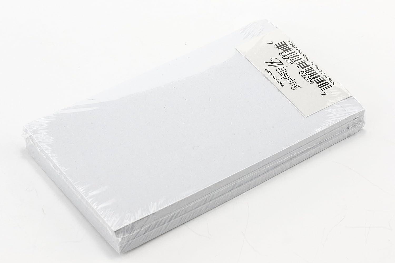 Or Papier FN2204 pour Flip Notes/® TROIKA Pad Refill TROIKA-Original