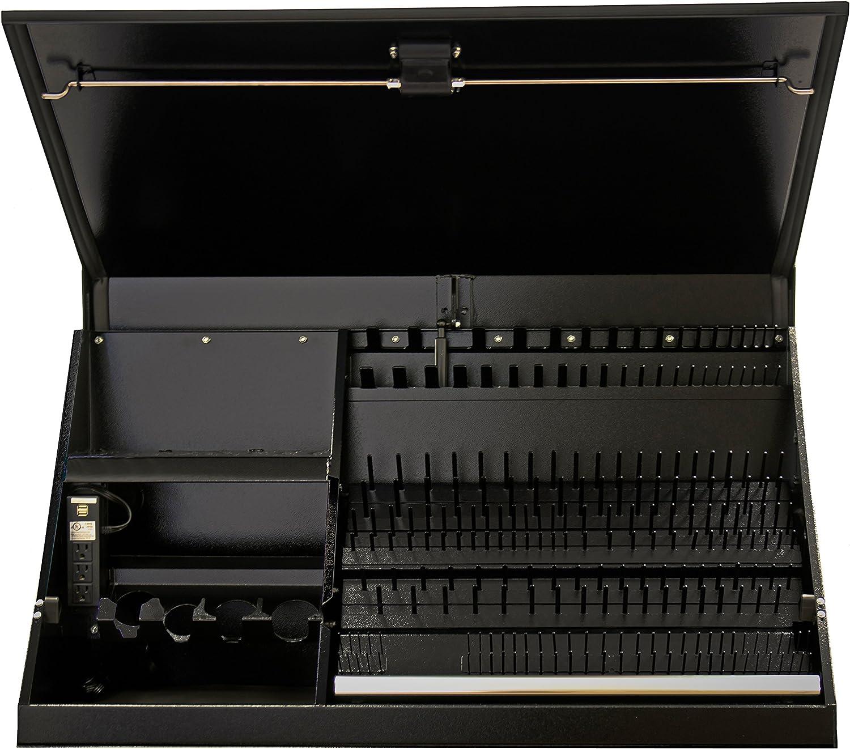 """Extreme Tool PWS4100TXBK Black Textured PWS Series Extreme Portable Workstation, 41"""""""