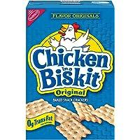 Flavor Originals Chicken in a Biskit Baked Snack Crackers, 7.5 Ounce