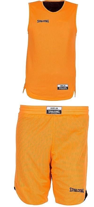 Spalding 12 x Double Face Kids Set Reversible Camiseta infantil ...