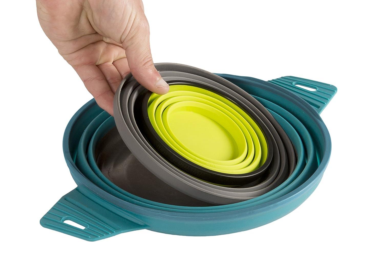 Set de cuisine 2 X-Mug 2 X-Bowl X Pot 2,8L