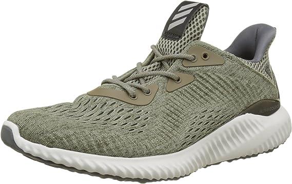 Adidas Alpha Bounce Mens Sneakers Khaki