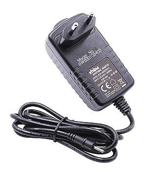 vhbw 220V Fuente de alimentación Cargador Cable de Carga 2A ...