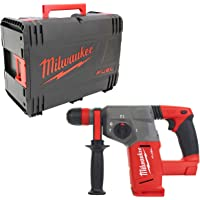 Milwaukee 4933451430 M18 CHX-0 18V accu-combihamer, 2,5J, zonder accu/oplader in HD-box