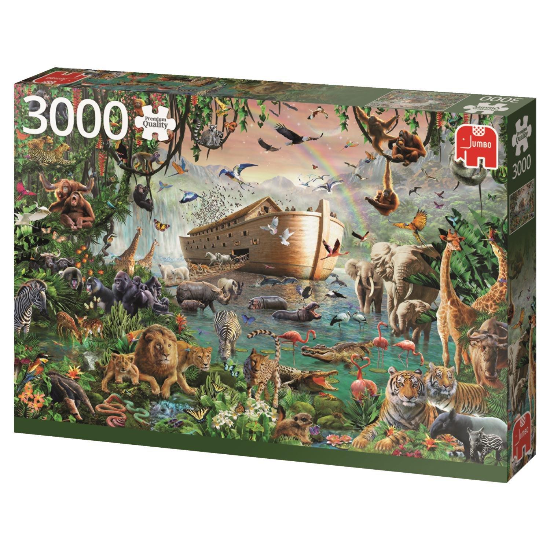 3000 Teile Jumbo 18326 Die Arche Noah