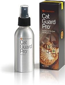 Cat Guard Pro Pet Safe Furniture Cat Repellent - 4oz Spray Bottle