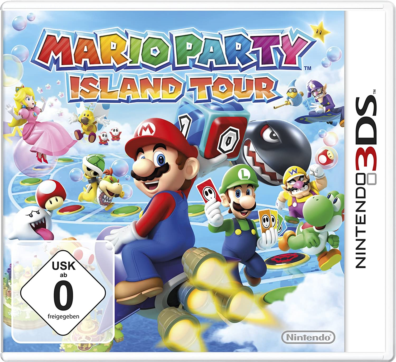 Nintendo Mario Party - Juego (Nintendo 3DS, Partido, E (para todos)): Amazon.es: Videojuegos