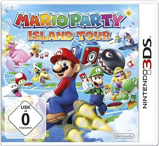 Nintendo Mario Party - Juego (Nintendo 3DS, Partido, E (para todos ...