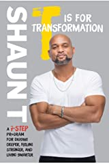 T Is for Transformation - SIGNED / AUTOGRAPHED Hardcover