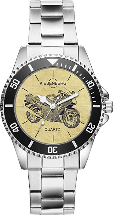 Amazon.com: Gift for Honda CBR 1100 Motorcycle Driver Fans Kiesenberg Watch 20434: Watches