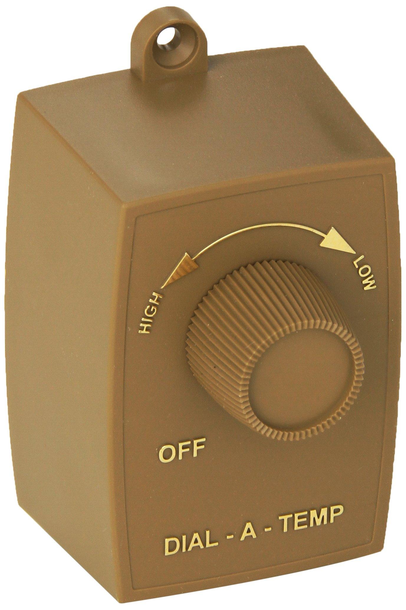 KB Electronics 8811005 Dial-A-Temp Fan Speed Control