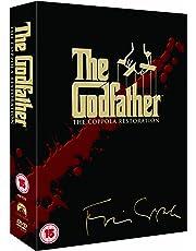 The Godfather - The Coppola Restoration [1972]
