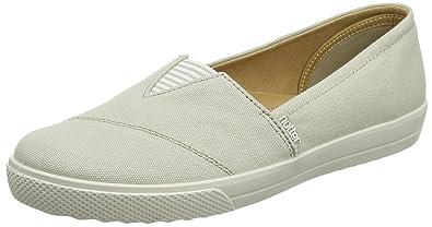 Hotter Laurel, Chaussures Bateau Femme, Marron (DK Stone 020), 35.5 EU