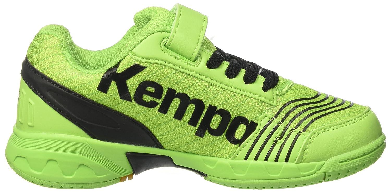 Kempa Attack Junior Zapatillas de Balonmano Unisex Ni/ños
