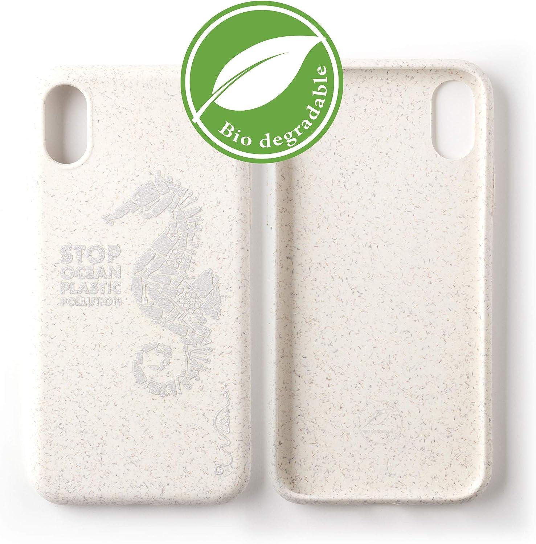 Funda Biodegradable Ecológica Wilma Compatible con iPhone X/iPhone ...