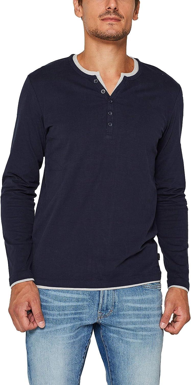 Esprit T-Shirt Manches Longues Homme