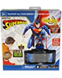 DC Comics Superman with ClixStation HeroClix TabApp Elite Starter Pack