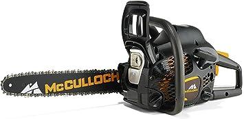 Mcculloch CS 42S Petrol Chainsaw - High-grade Chainsaw, Petrol-powered