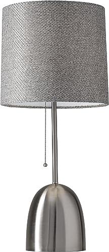 Adesso 1500-22 Lola 29″ Modern Chic Lola Table Lamp