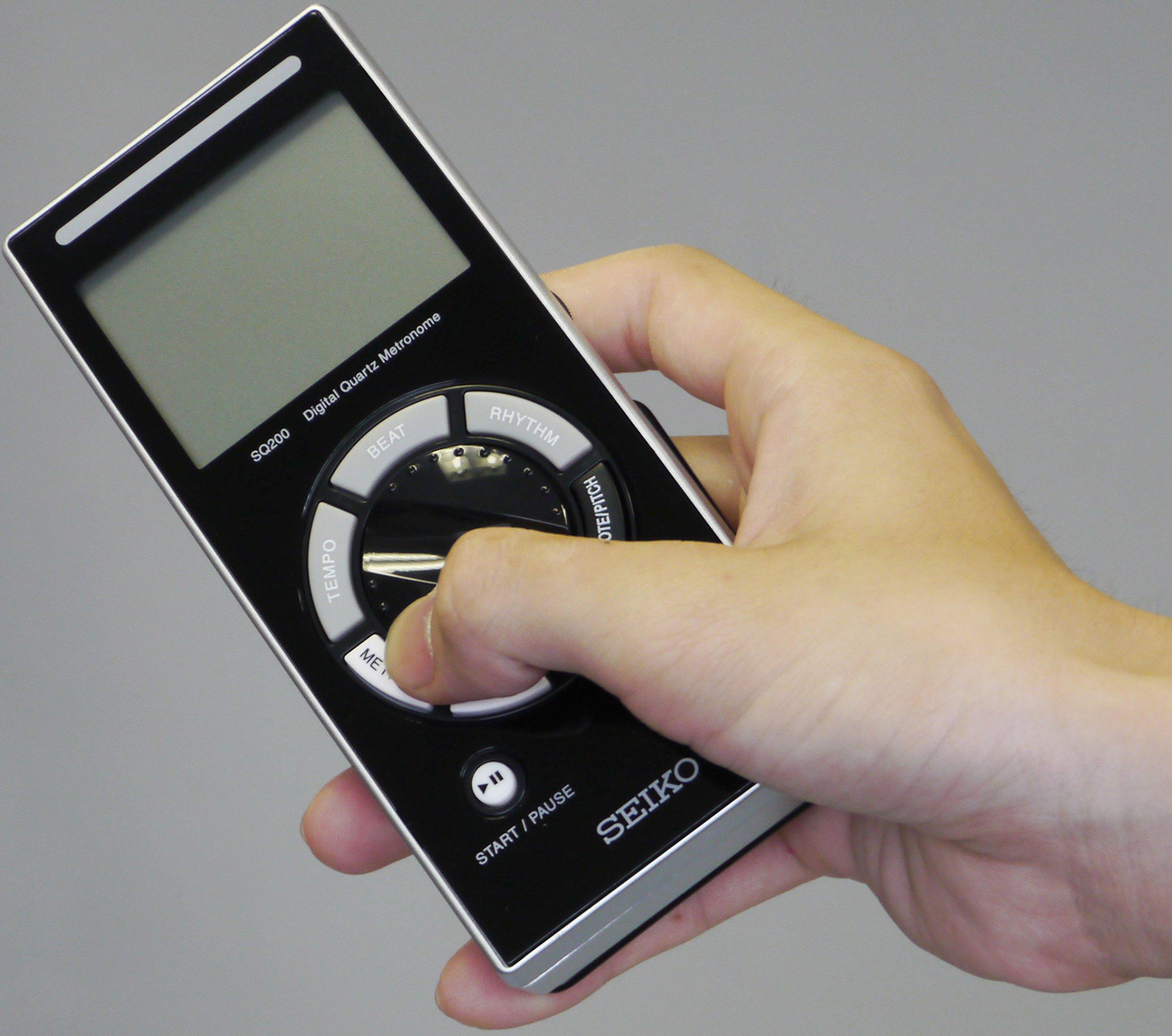 Seiko High Performance Metronome