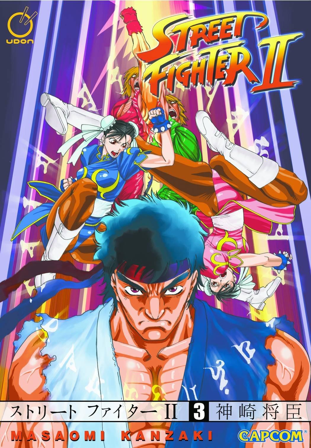 Street Fighter II - The Manga, Vol. 3 PDF