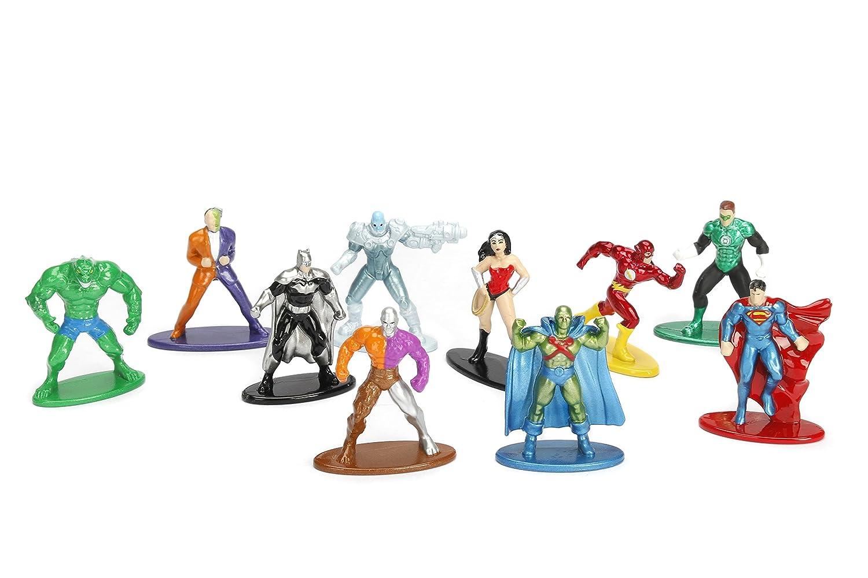 Martian Manhunter DC Comics Nano Metalfigs 2017