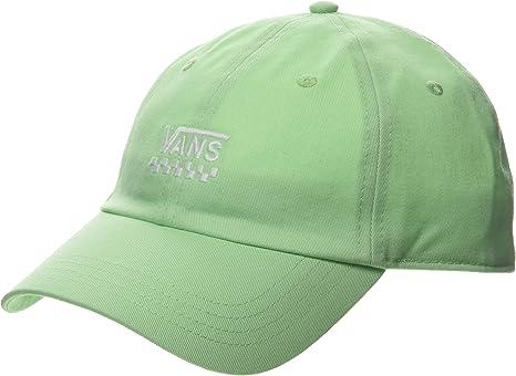 Vans Court Side Hat Gorra de béisbol, Amarillo (Cadmium Yellow SOE ...
