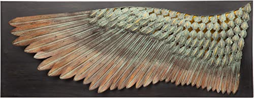 Design Toscano Feather Wing of Icarus Wall Sculpture