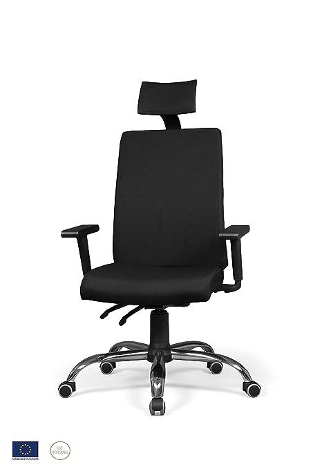 Due-home Silla de Uso Profesional, Sillon ergonomico ...