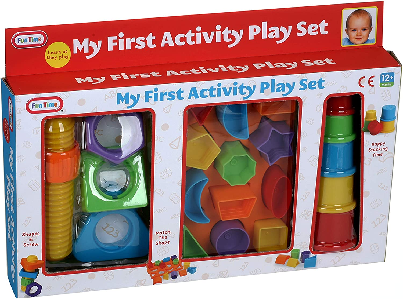 Unbekannt Fun Time My First Aktivität Play Set (Mehrfarbig
