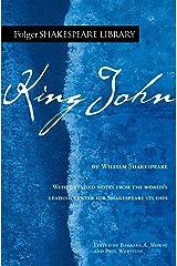 King John (Folger Shakespeare Library) Kindle Edition
