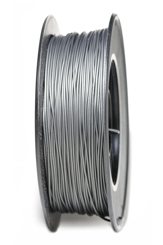 3dk.berlin - WillowFlex flexibles Filament - - - Anthrazit - WX90018-300g, 2,85   3mm B01NB1Q4U2 Filament-3D-Druckmaterialien f7d9e3