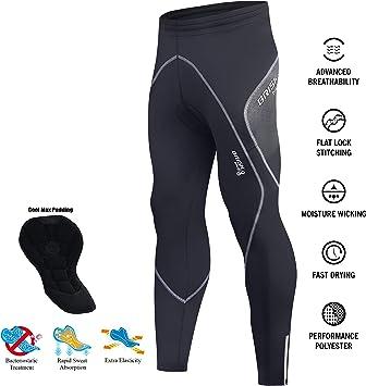 Pantalón térmico para entrenamiento en bicicleta, estilo legging ...