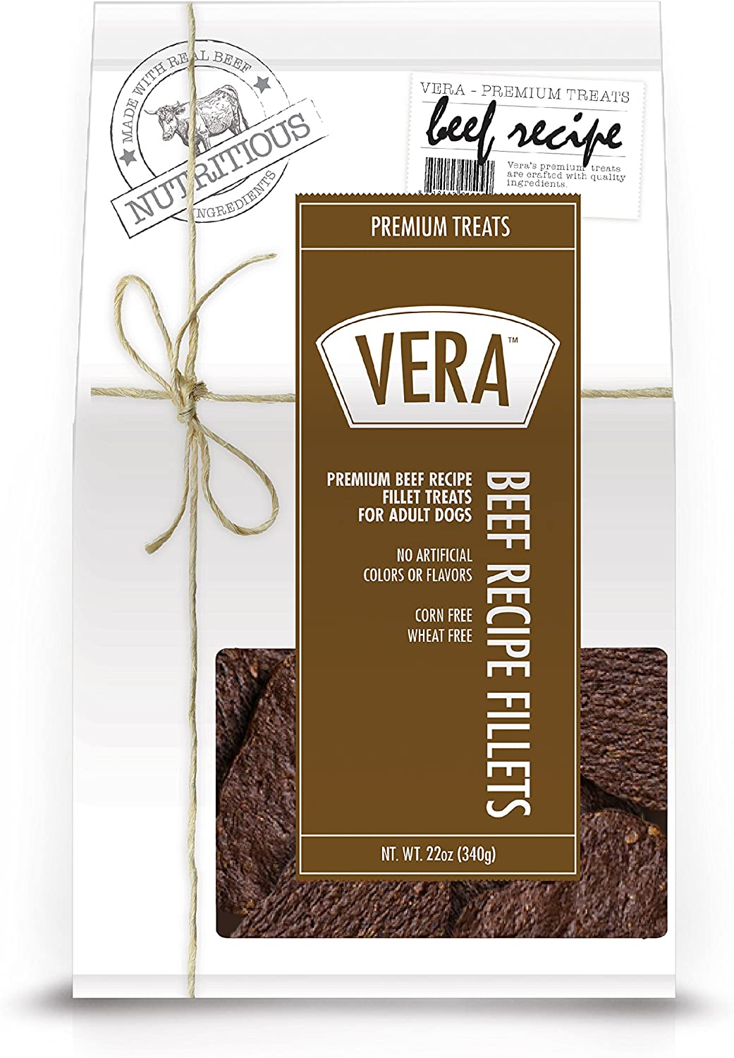 VERA Premium Wellness Treats for Dogs