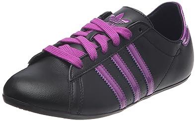 adidas Originals Campus DP Round W, Baskets Mode Damen, Schwarz - Noir  (Noir1 0ac113af6bc5