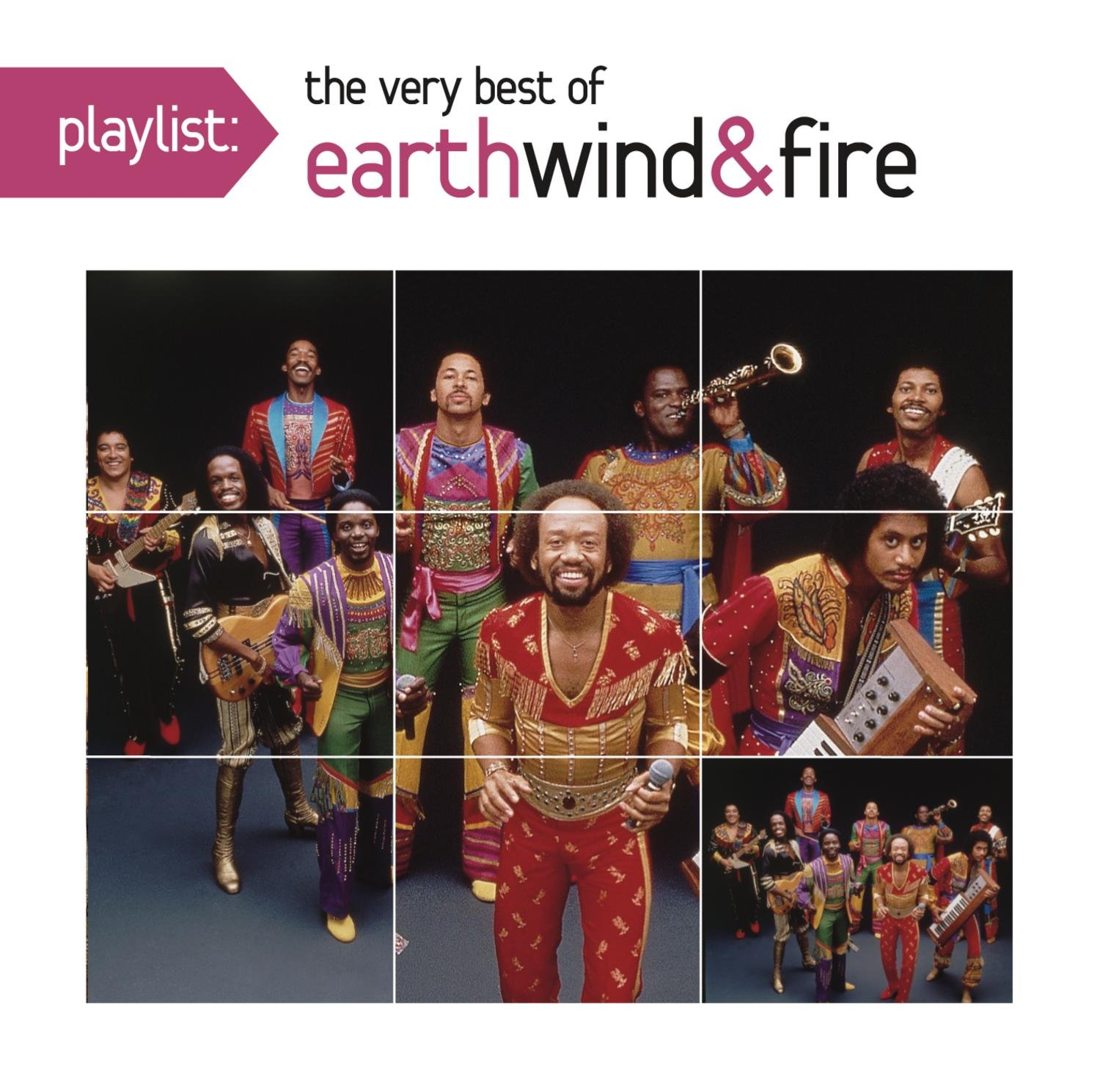 Earth, Wind & Fire - Playlist: The Very Best