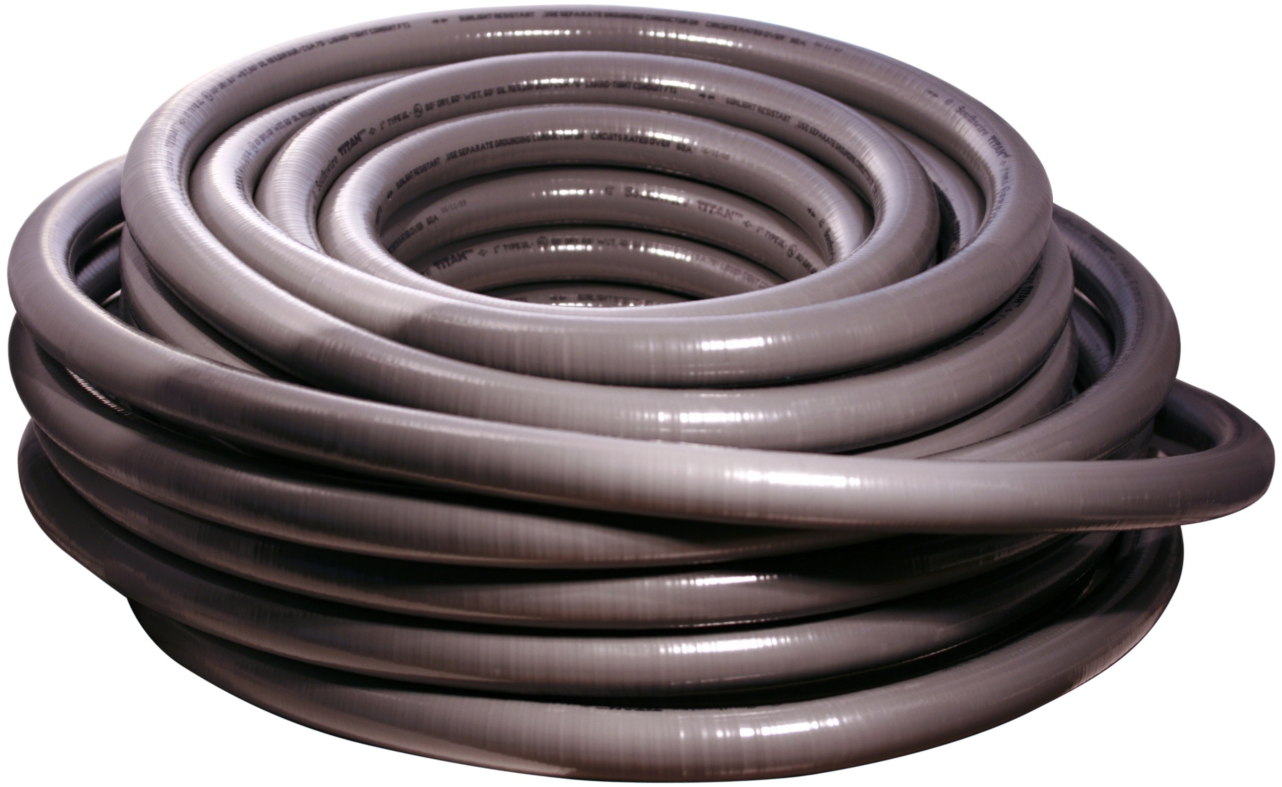 Southwire 55094301 100-Feet Ultratite-Type NM 3/4-Inch Non-Metallic Liquid tight Flexible Conduit