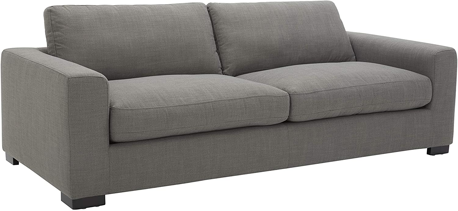 Amazon Brand – Stone & Beam Westview Extra-Deep Down-Filled Sofa Couch, 89
