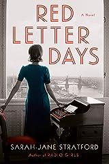 Red Letter Days Paperback